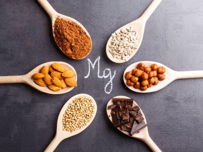 poder del metabolismo magnesio